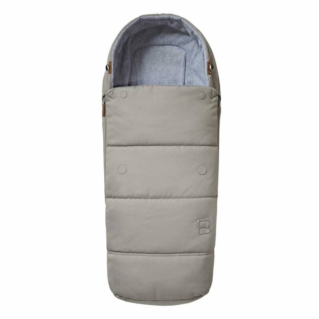 Joolz Uni2 Earth Footmuff - Elephant Grey-Footmuffs- Natural Baby Shower
