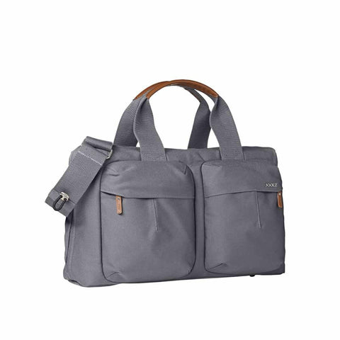 Joolz 2 Earth Nursery Bag in Hippo Grey