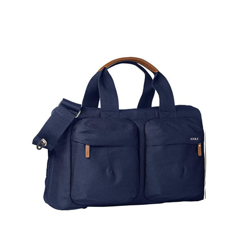 Joolz 2 Earth Nursery Bag in Parrot Blue