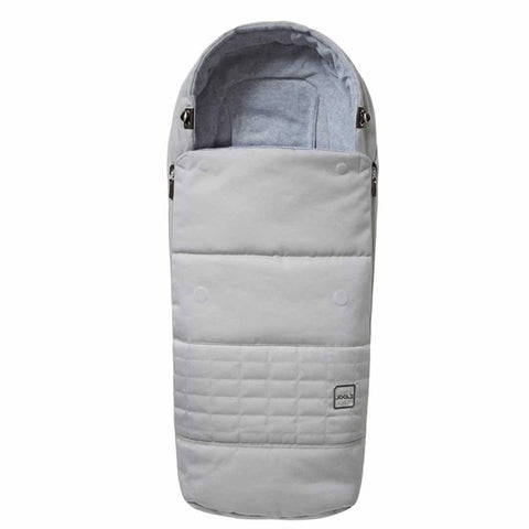Joolz Day 2 Quadro Footmuff - Grigio - Footmuffs - Natural Baby Shower