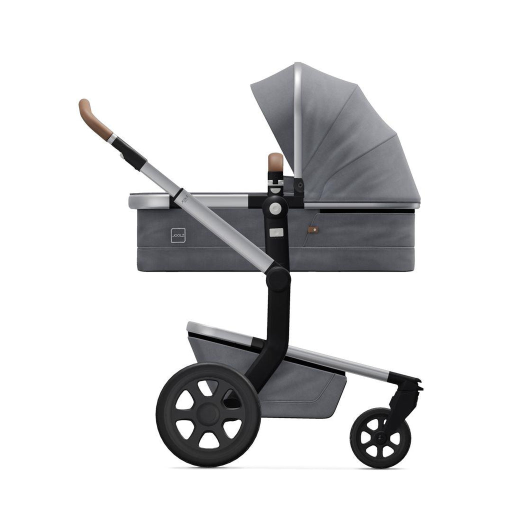 Joolz Day3 Pushchair - Gorgeous Grey-Strollers-Gorgeous Grey- Natural Baby Shower