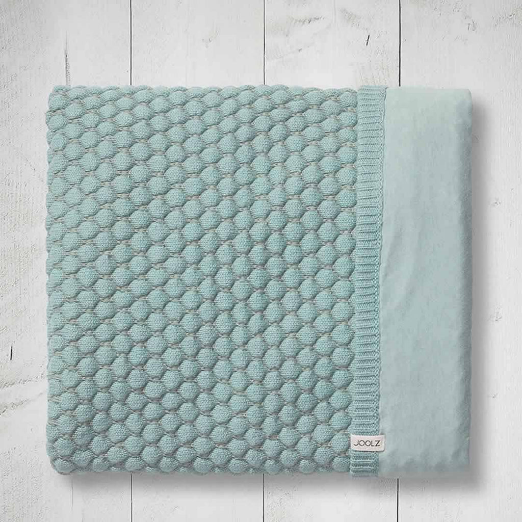 Joolz Essentials Blanket - Mint - Blankets - Natural Baby Shower
