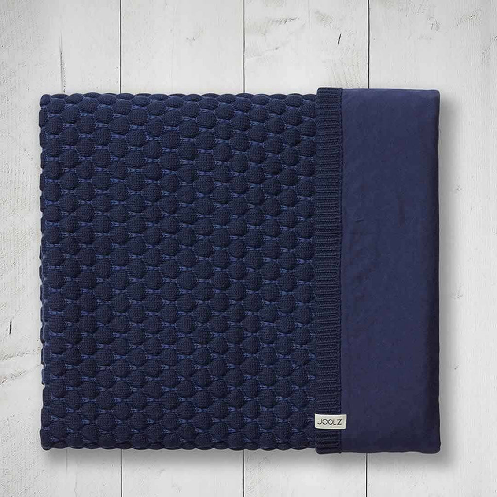 Joolz Essentials Blanket - Blue-Blankets- Natural Baby Shower