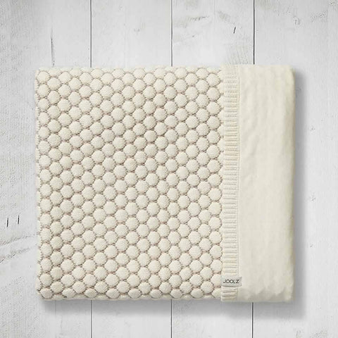 Joolz Essentials Blanket - Off White-Blankets- Natural Baby Shower