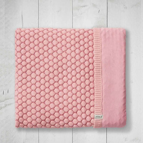 Joolz Essentials Blanket - Pink-Blankets- Natural Baby Shower