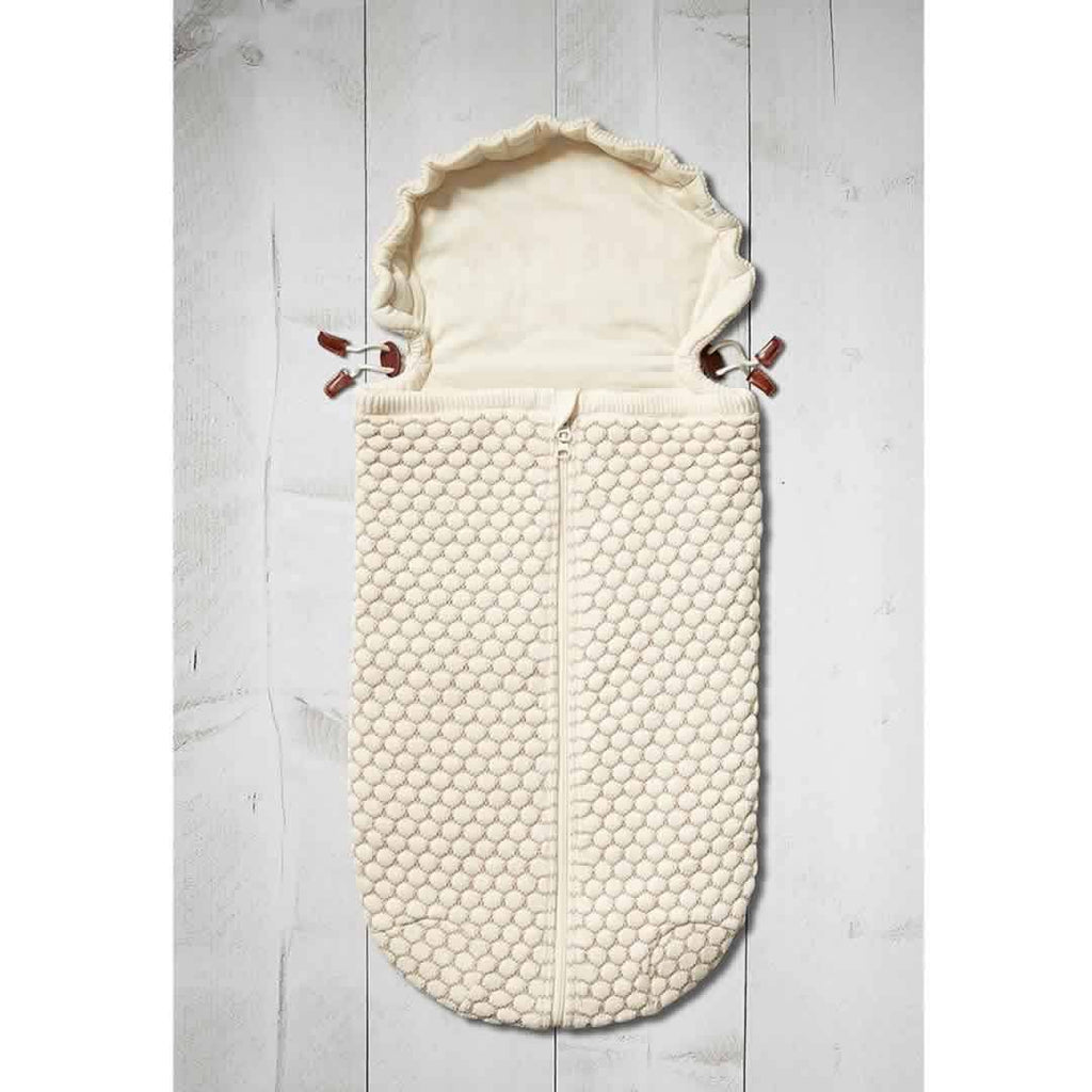 Joolz Essentials Nest - Off White-Footmuffs- Natural Baby Shower