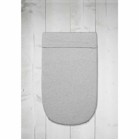 Joolz Essentials Sheet - Grey Melange-Sheets- Natural Baby Shower