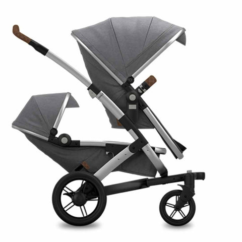 Joolz Geo Studio Duo Stroller - Gris - Strollers - Natural Baby Shower