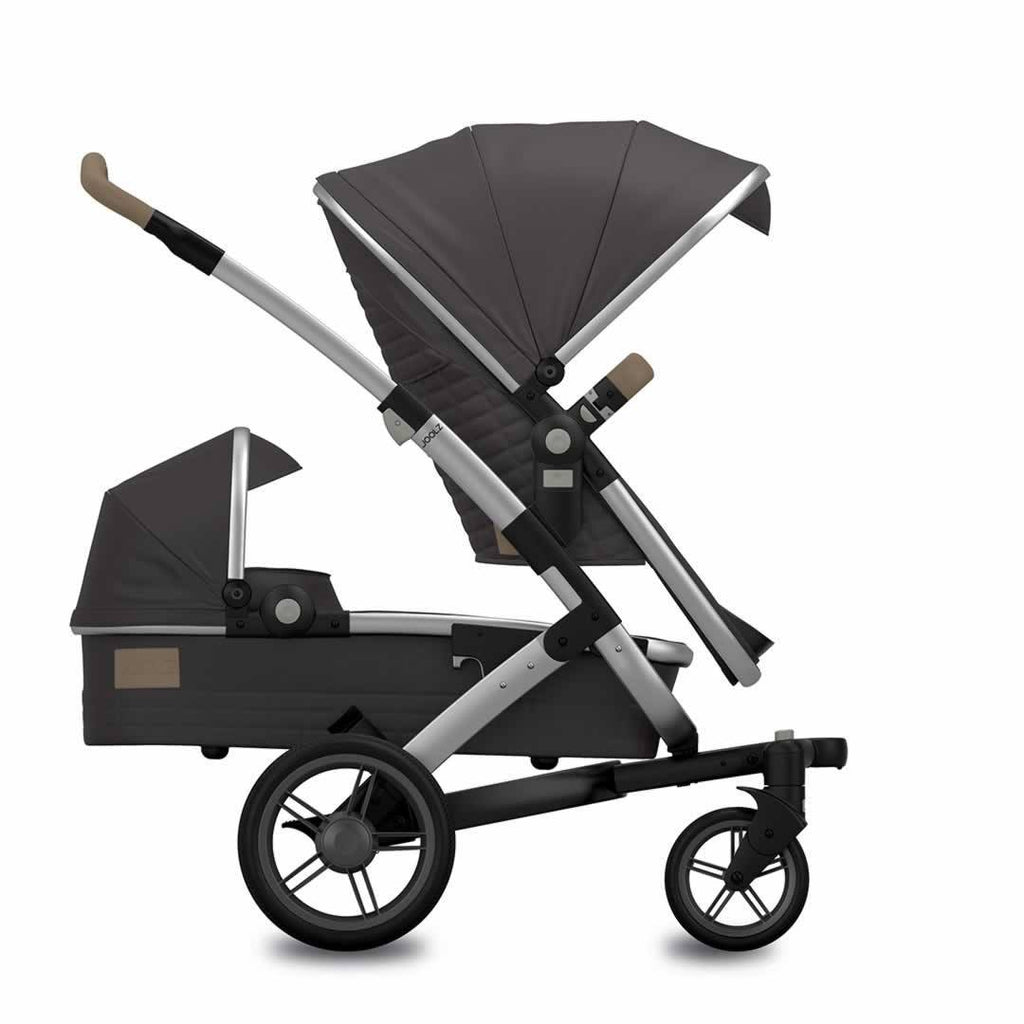 Joolz Geo Quadro Duo Stroller in Carbon