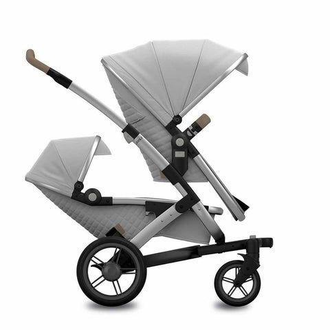 Joolz Geo Quadro Duo Stroller - Grigio - Strollers - Natural Baby Shower