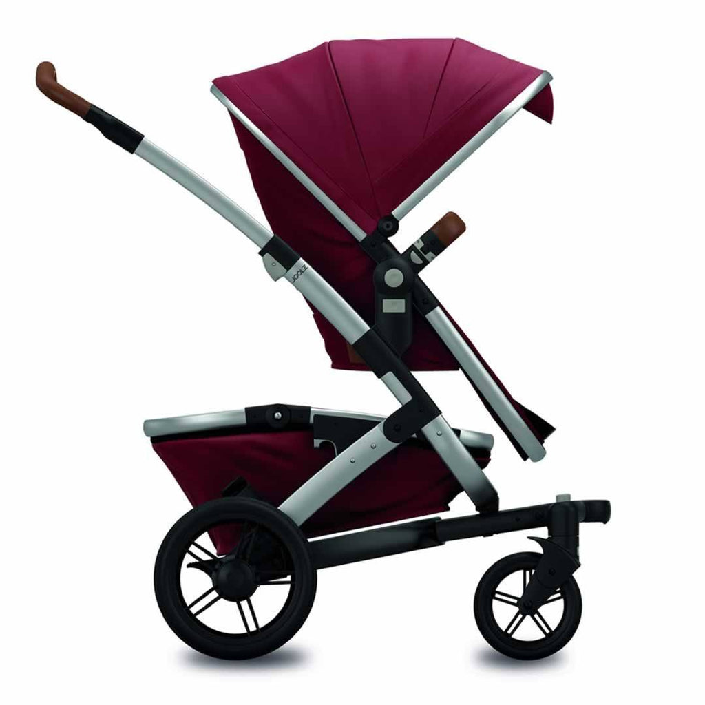 Joolz Geo Mono Stroller - Earth in Lobster Red
