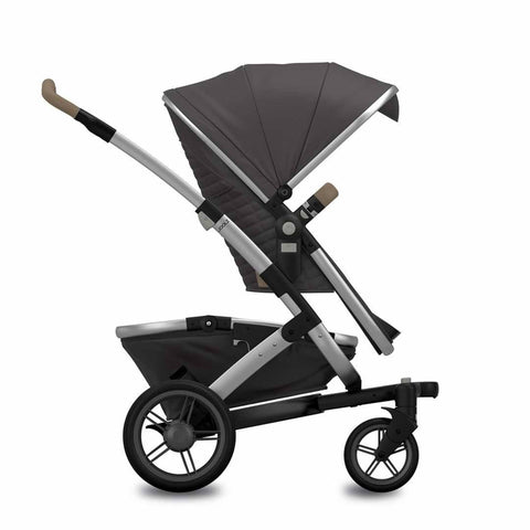 Joolz Geo Quadro Mono Stroller - Carbon - Strollers - Natural Baby Shower