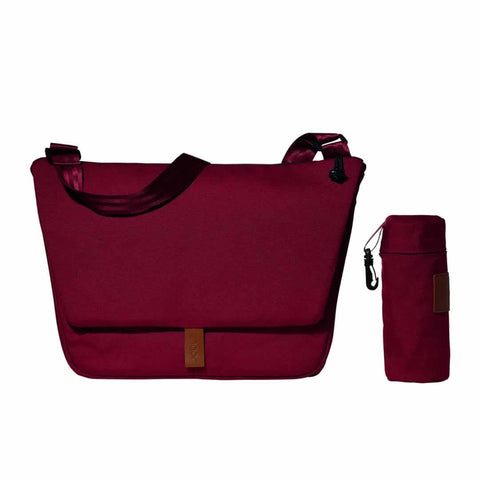 Joolz Geo Earth Changing Bag - Lobster Red - Changing Bags - Natural Baby Shower
