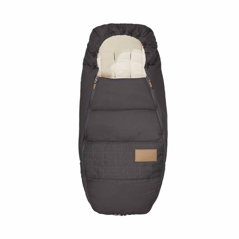 Joolz Geo Quadro Footmuff - Carbon - Footmuffs - Natural Baby Shower