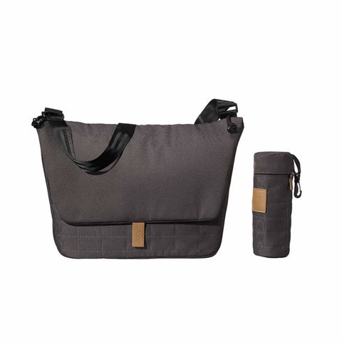 Joolz Geo Quadro Nursery Bag - Carbon - Changing Bags - Natural Baby Shower