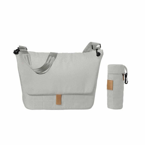 Joolz Geo Quadro Nursery Bag - Grigio - Changing Bags - Natural Baby Shower