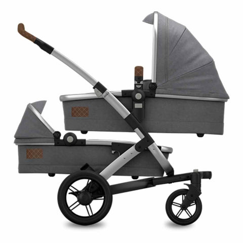 Joolz Geo Studio Twin Stroller - Gris - Strollers - Natural Baby Shower