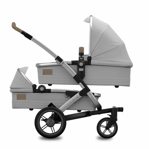 Joolz Geo Quadro Twin Stroller - Grigio - Strollers - Natural Baby Shower