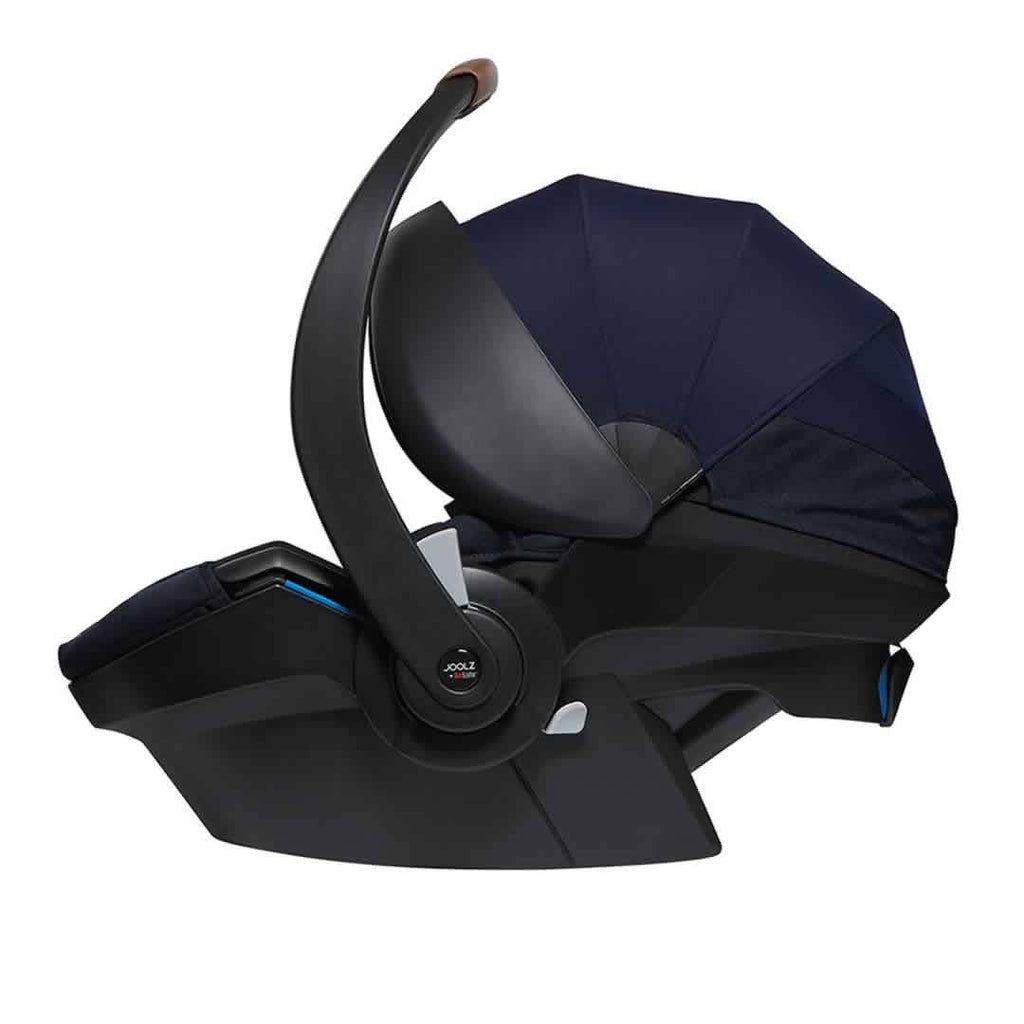 Joolz iZi Go Modular Car Seat by BeSafe with Joolz Day Adapter Parrot Blue