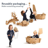 Joolz Geo2 Earth Expandable Kit - Camel Beige-Stroller Seats- Natural Baby Shower