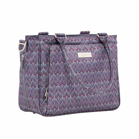 Ju-Ju-Be Be Classy Changing Bag - Amethyst Ice-Changing Bags- Natural Baby Shower