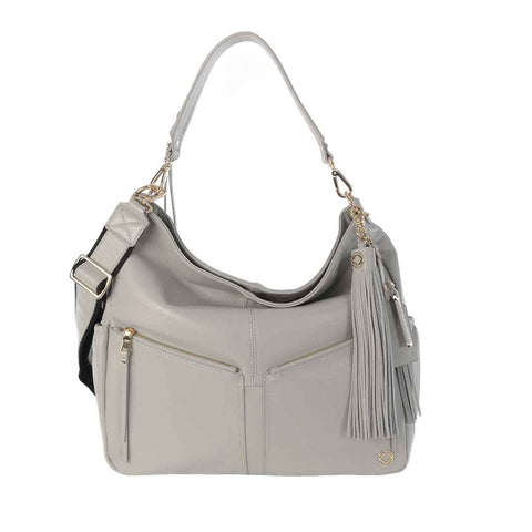 KeriKit Lennox Changing Bag - Ice Grey
