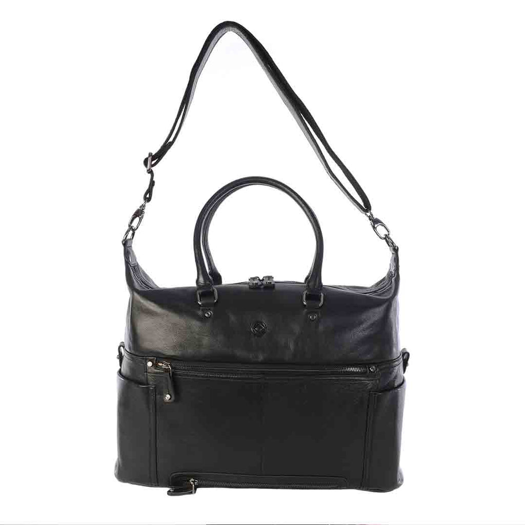 KeriKit Thea Weekender Changing Bag - Black 2