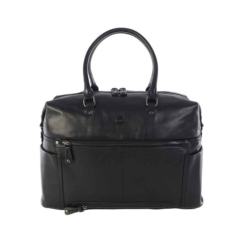 KeriKit Thea Weekender Changing Bag - Black