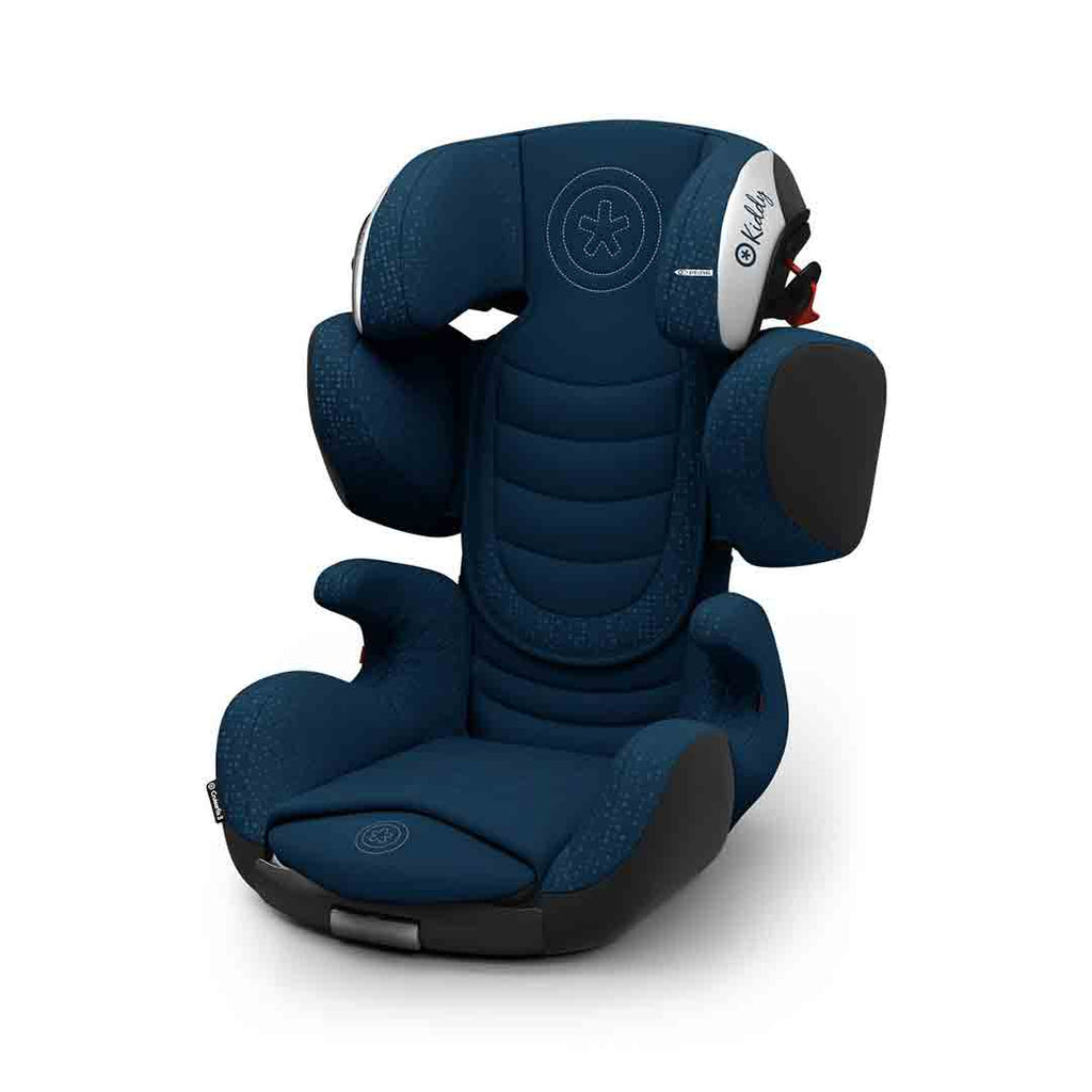Kiddy Cruiserfix 3 Car Seat - Mountain Blue
