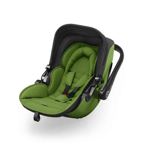 Kiddy Evolution Pro 2 Car Seat - Cactus Green-Car Seats- Natural Baby Shower
