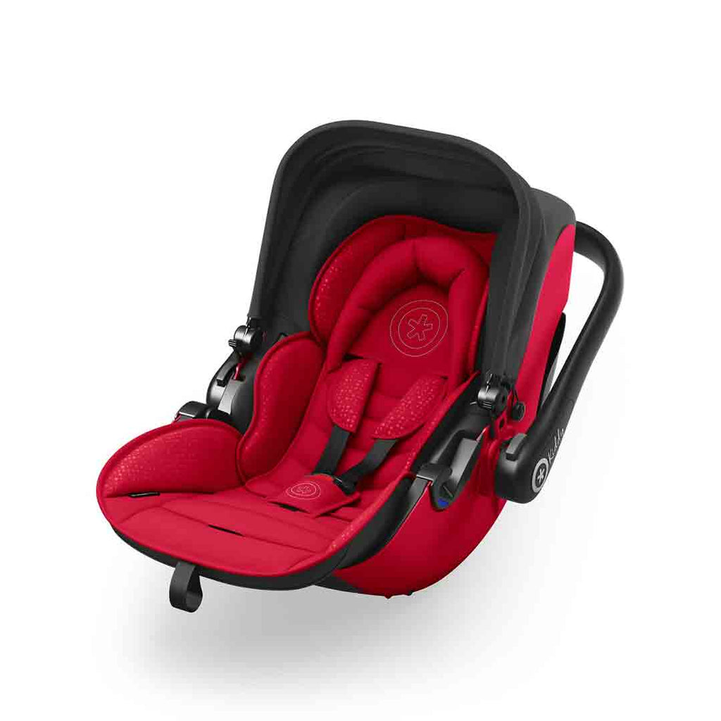 Kiddy Evolution Pro 2 Car Seat - Chilli Red