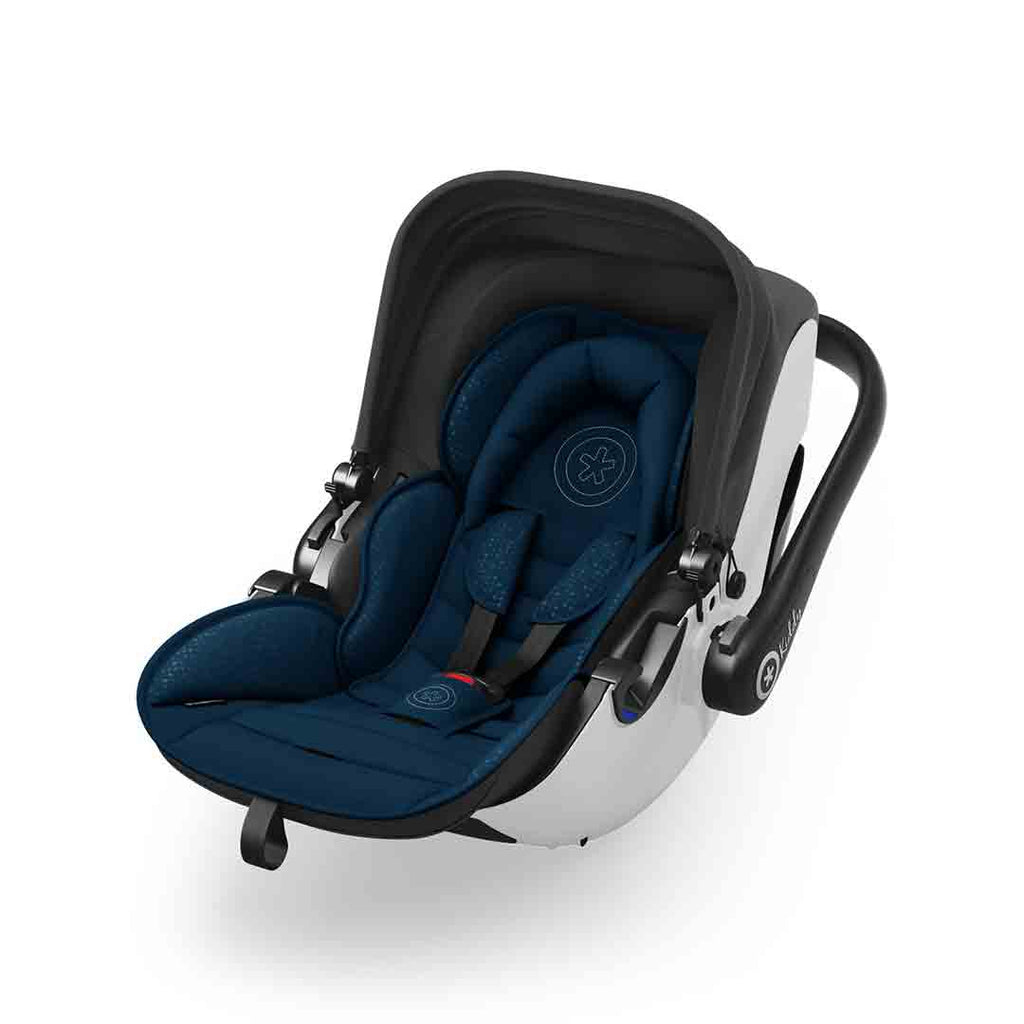 Kiddy Evolution Pro 2 Car Seat - Mountain Blue-Car Seats- Natural Baby Shower