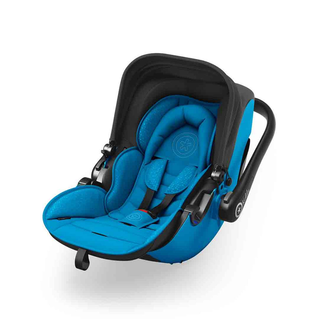 Kiddy Evolution Pro 2 Car Seat - Summer Blue-Car Seats- Natural Baby Shower
