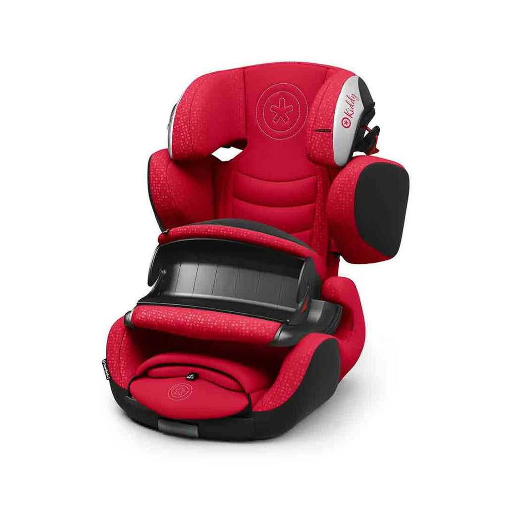 Kiddy Guardianfix 3 Car Seat - Chilli Red-Car Seats- Natural Baby Shower