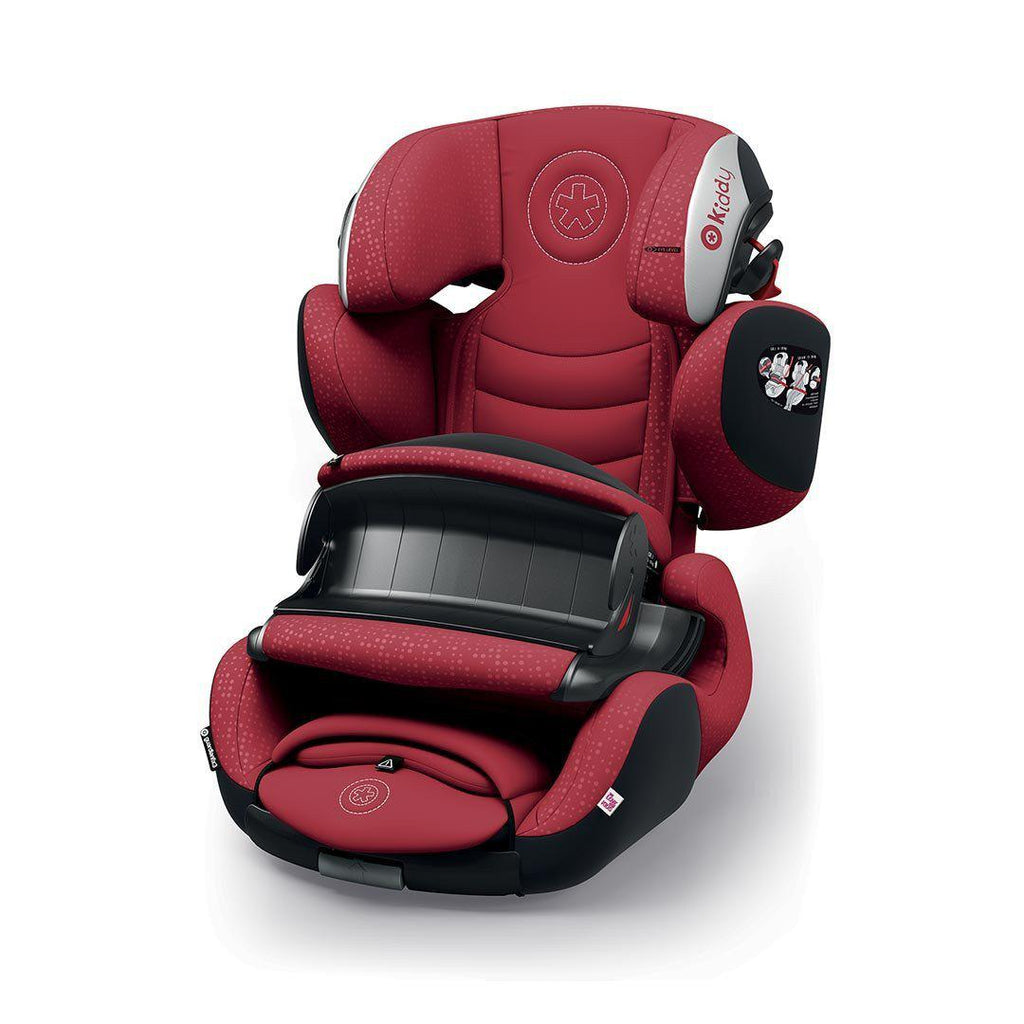 Kiddy Guardianfix 3 Car Seat - Ruby Red - Car Seats - Natural Baby Shower