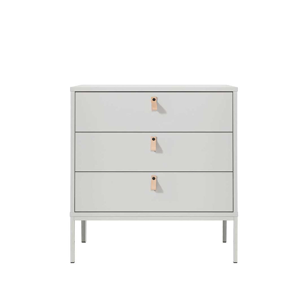 Kidsmill Amy 3 Drawer Chest (85cm)