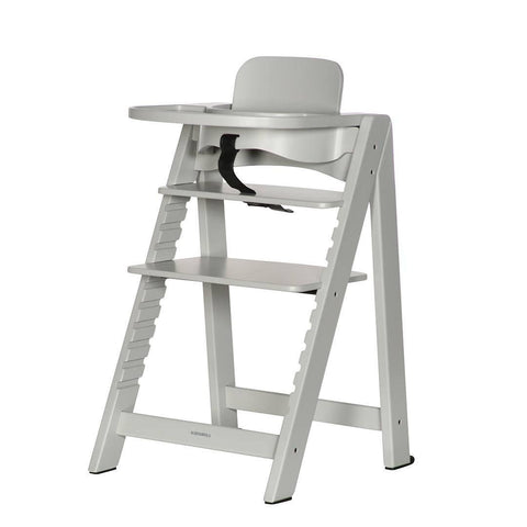 Kidsmill Highchair Up! Tray - Solid Grey-High Chair Trays- Natural Baby Shower