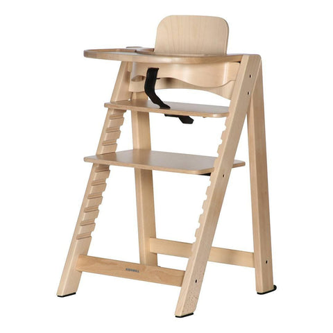 Kidsmill Highchair Up! Tray - Natural-High Chair Trays- Natural Baby Shower