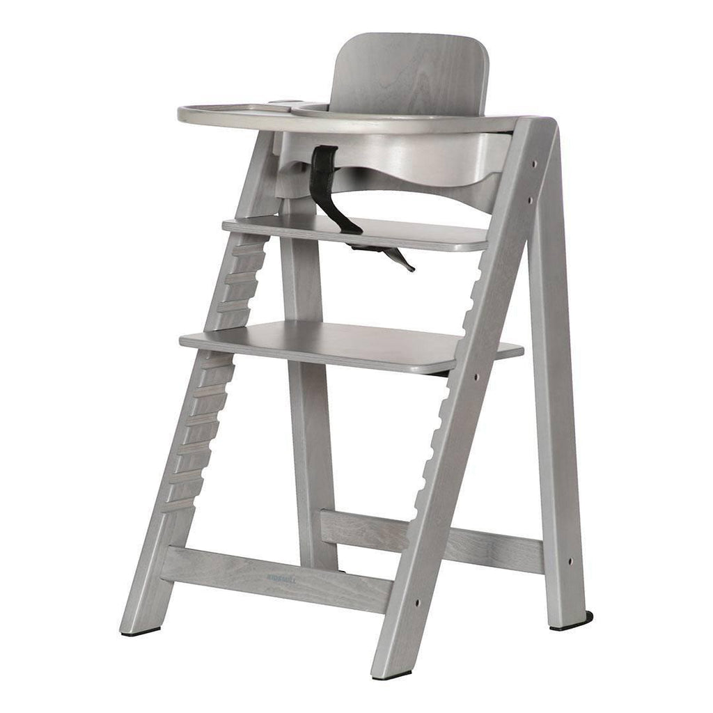 Kidsmill Highchair Up! Tray - Grey Wash-High Chairs- Natural Baby Shower