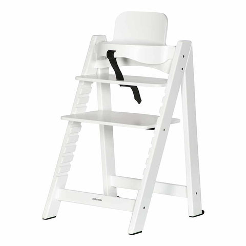 Kidsmill Highchair Up! + Bouncer - White-High Chairs- Natural Baby Shower