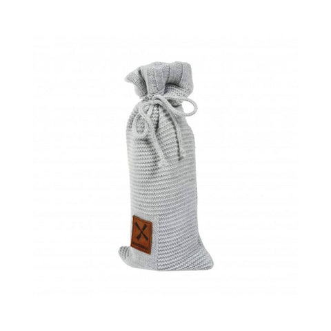 Kidsmill Knitted Bottle Cover in Grey