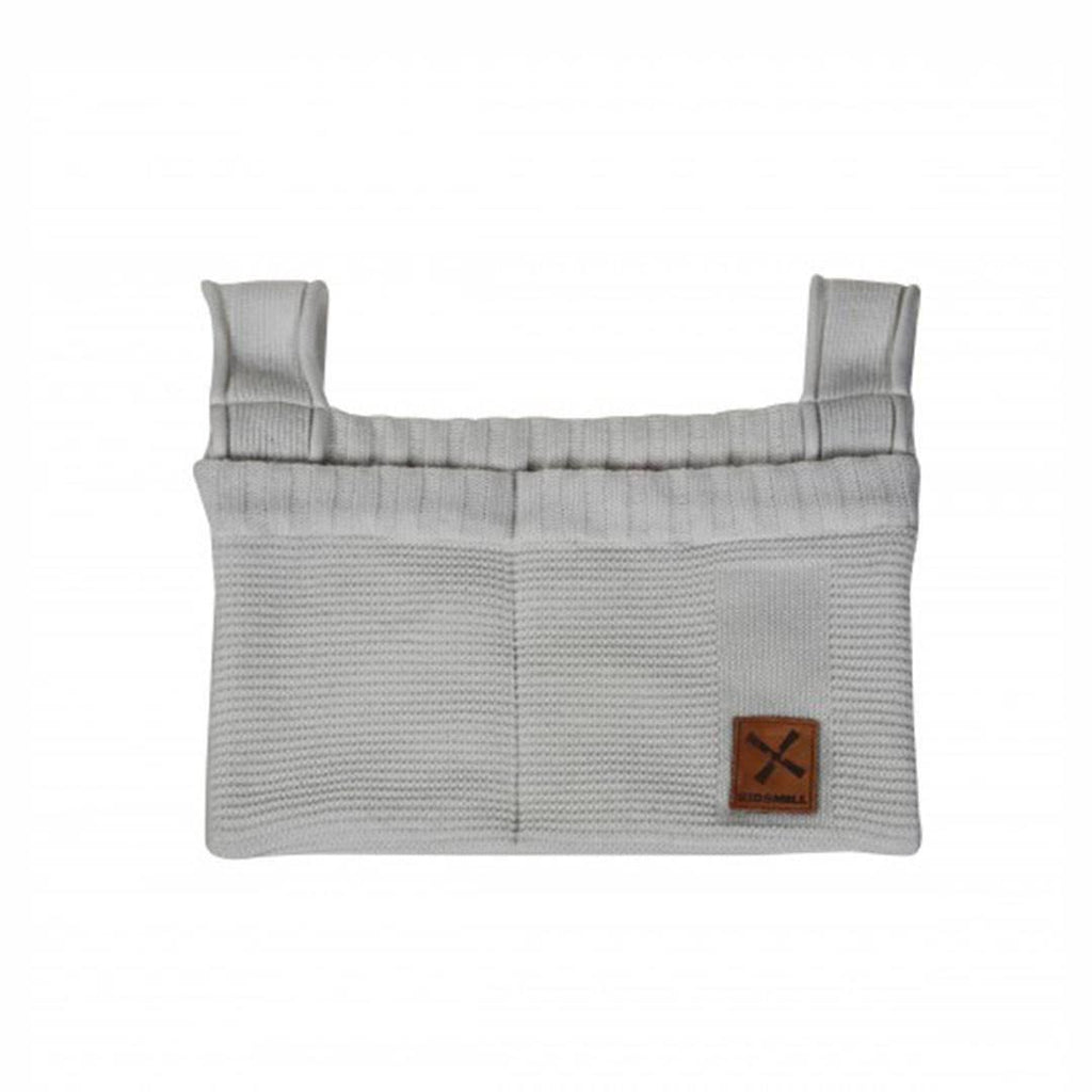Kidsmill Knitted Decoration Bag in Grey