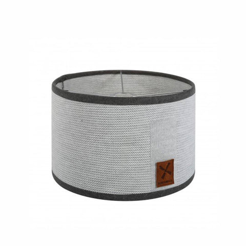 Kidsmill Knitted Lampshade in Grey