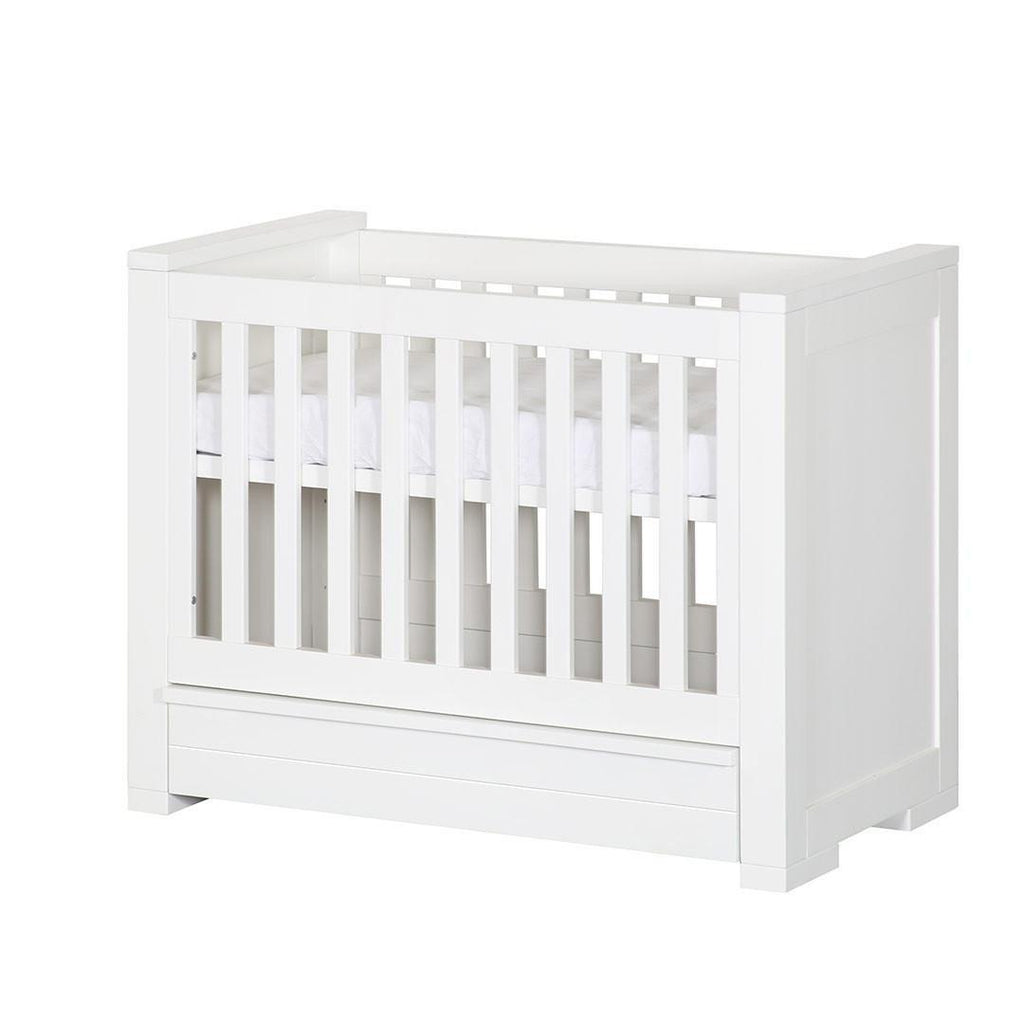 Kidsmill Nature Cot Bed - 70 x 140 in White