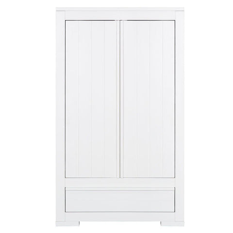 Kidsmill Nature Wardrobe in White