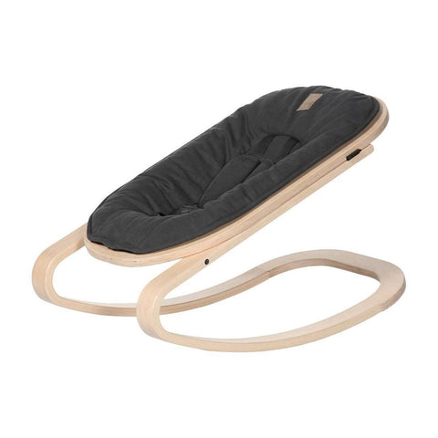 Kidsmill Newborn Bouncer Seat - Natural + Anthracite