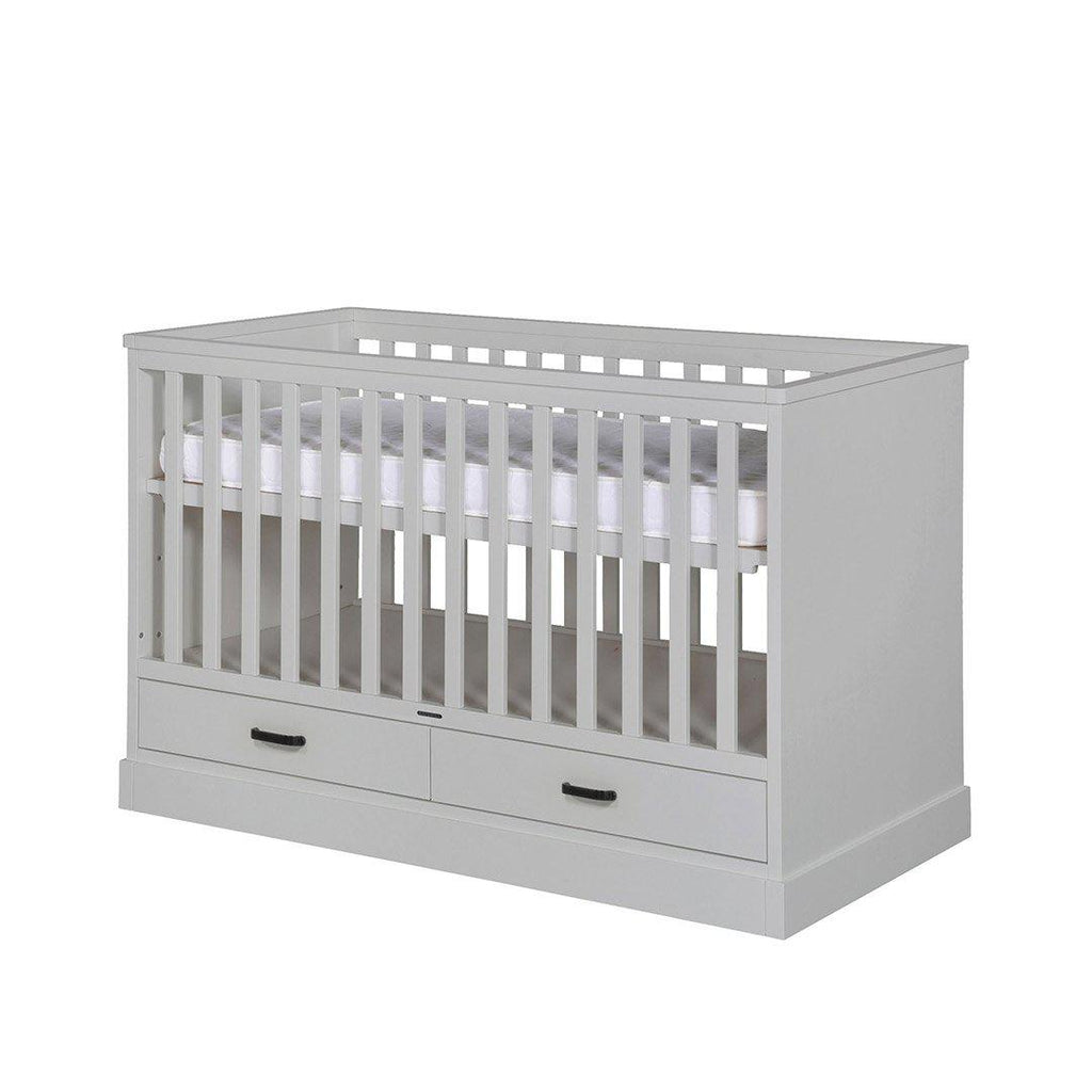 Kidsmill Newport II Cot Bed 70 x 140 - Grey