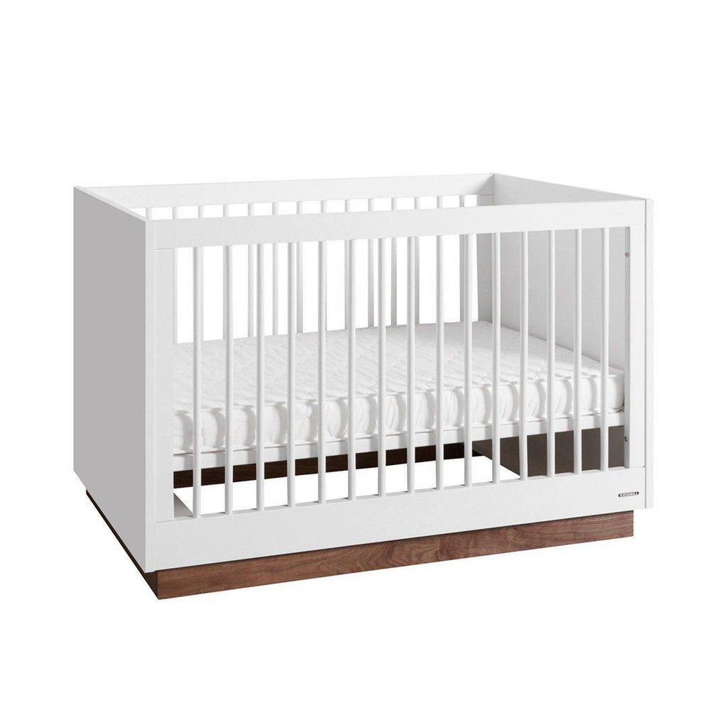 Kidsmill Studio Cot 60 x 120-Cot Beds- Natural Baby Shower