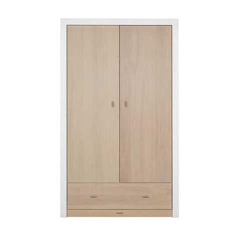 Kidsmill Diamond II Oak Wardrobe