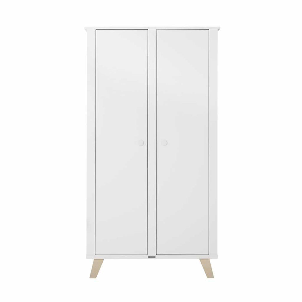 Kidsmill Fynn Wardrobe White & Natural
